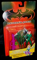 Batman & Robin: Poison Ivy Action Figure - Sealed on Card